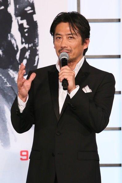 Hiroyuki Sanada at the Wolverine+Premiere Tokyo