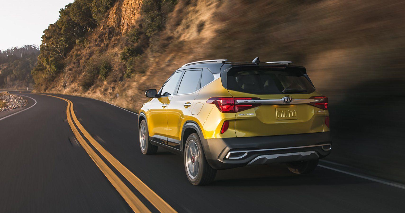 Kia AllNew 2021 EntryLevel SUV Seltos Arrives at LA Auto