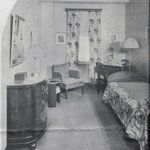 Sylvia Plath's bedroom #sylviaplath