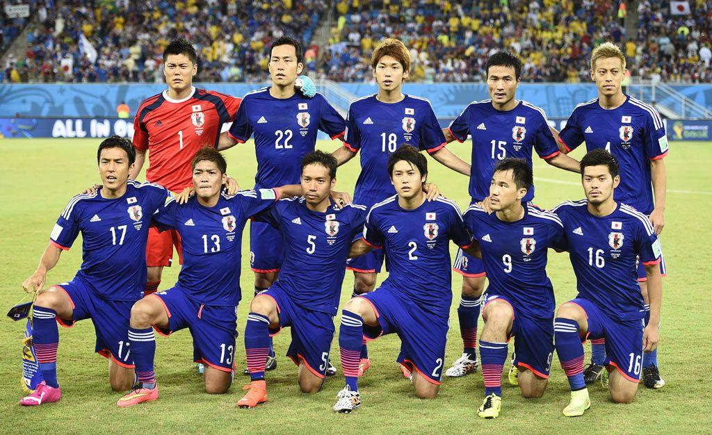 Japan National Team, FIFA World Cup Brazil, 2014.6.19