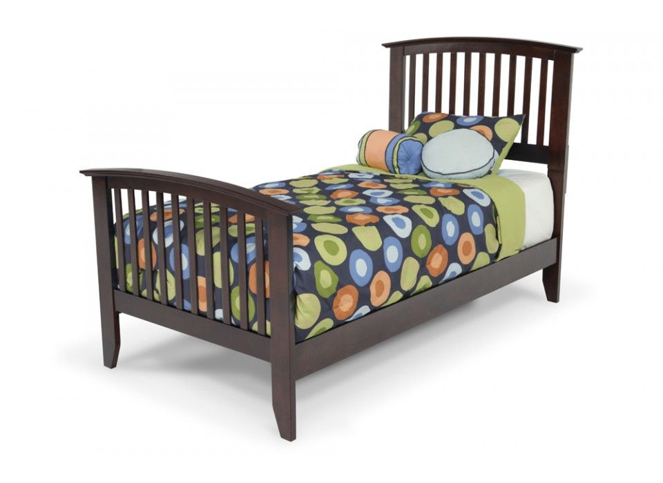 Tribeca Youth Twin Bed Bed Furniture Kids Bed Headboards Kids