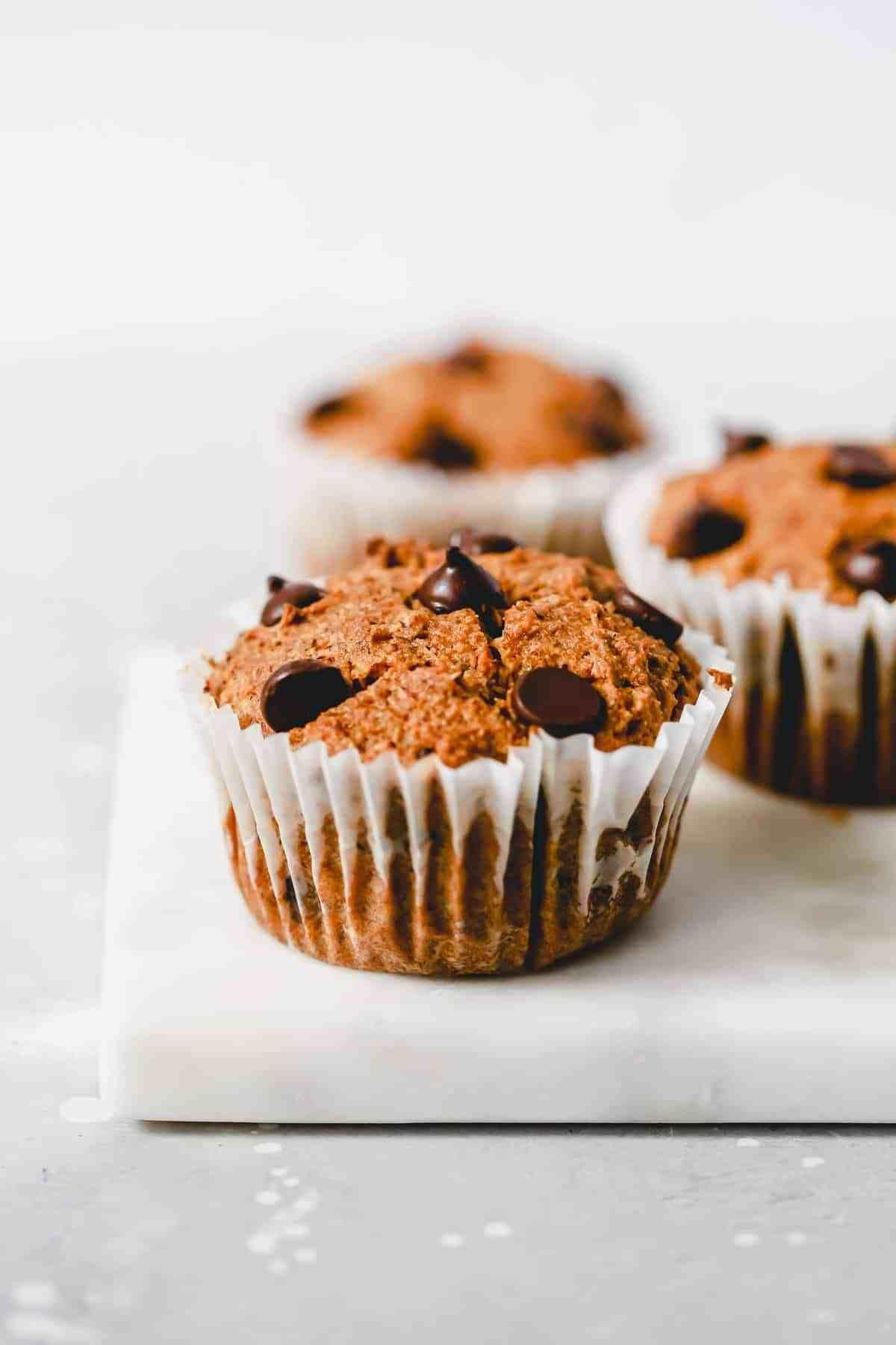Almond Flour Pumpkin Muffins #pumpkinmuffins