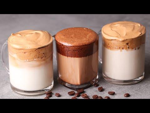 DALGONA COFFEE TRENDING DALGONA COFFEE NO MIXER 3