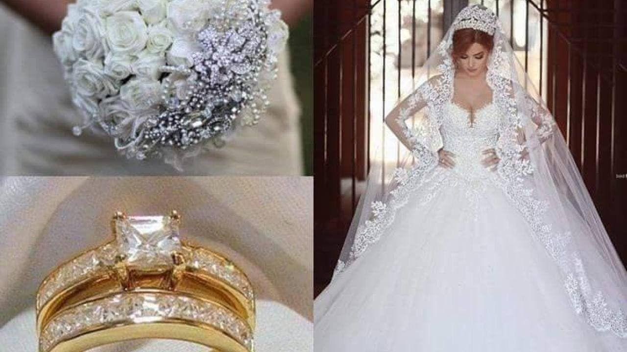 El vestido de novia mas hermoso del mundo