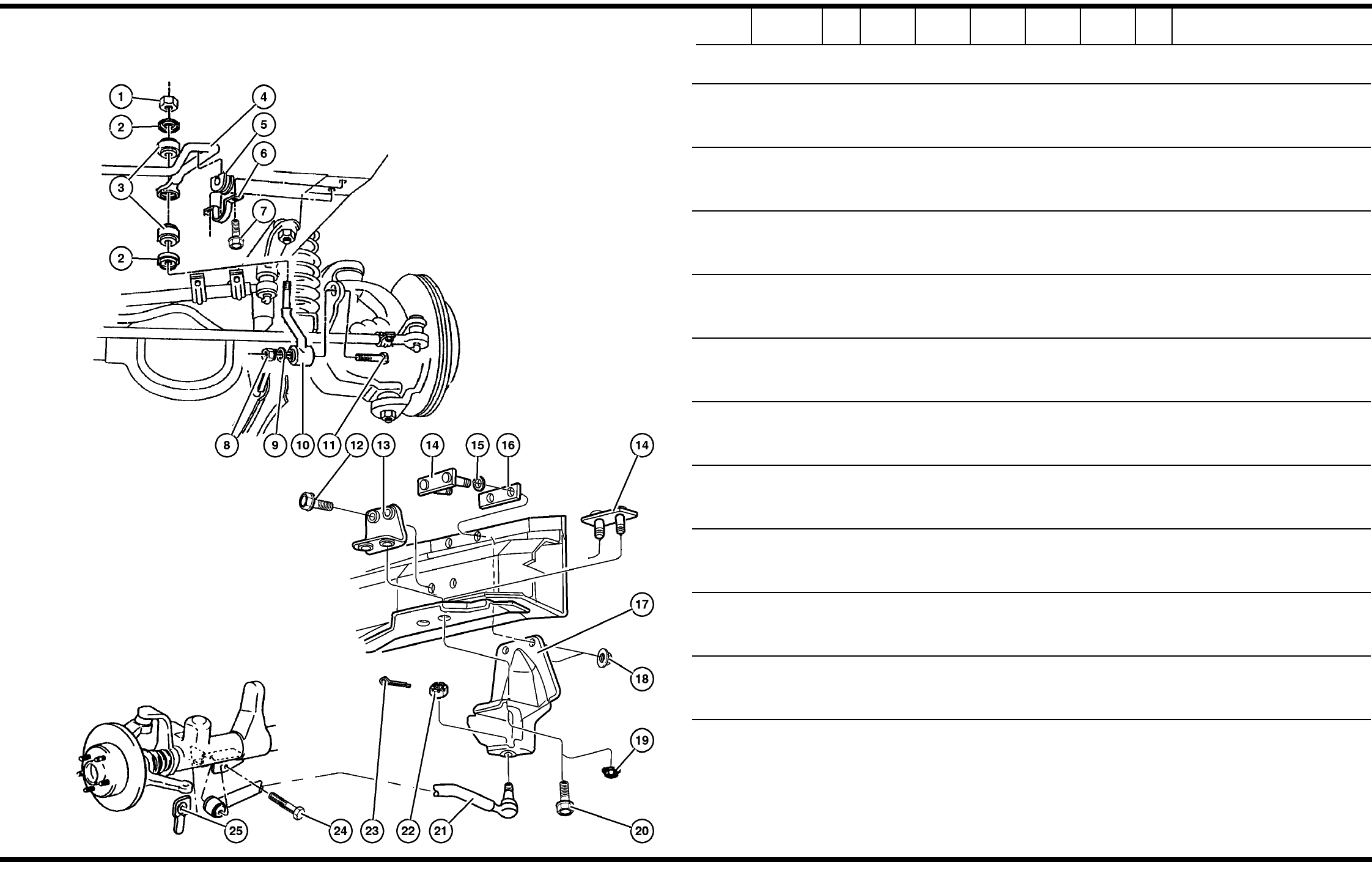 Jeep Cherokee Parts Catalog