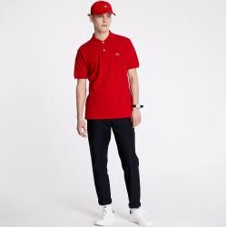Lacoste Polo Tee Red Lacoste