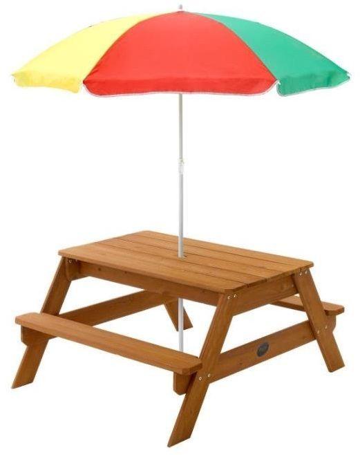 Kids Outdoor Picnic Table Kids Outdoor Picnic Table Parasol