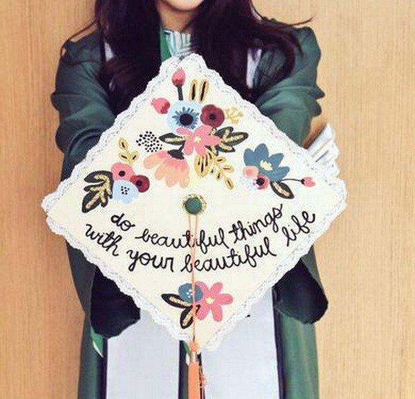 & Awesome Graduation Cap Decoration Ideas