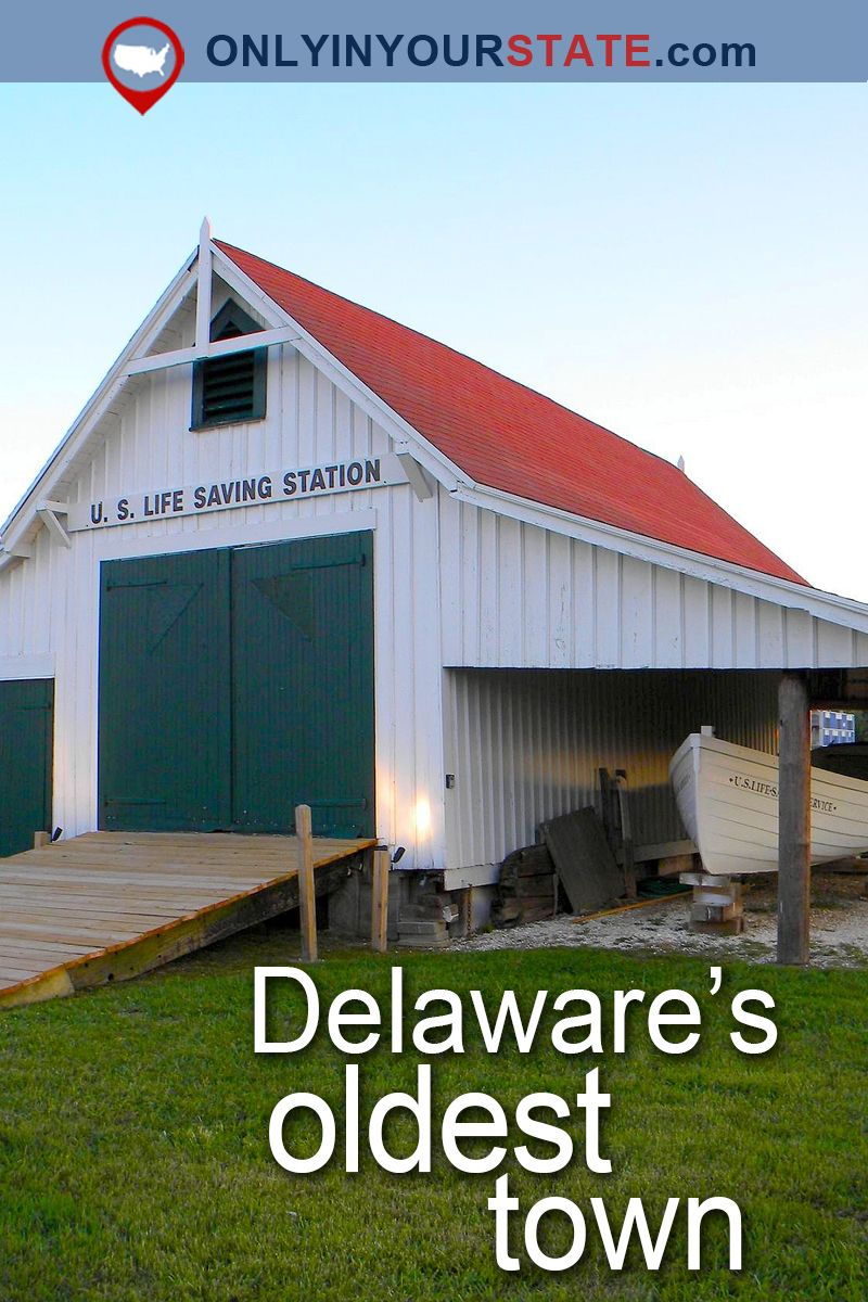 Lewes Is Oldest Town In Delaware And It S A Must Visit Old Town Budget Beach Vacation Cape Henlopen