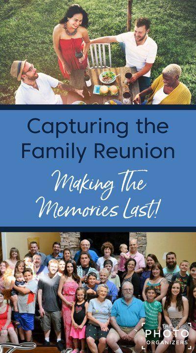 Capturing the Family Reunion: Making the Memories Last   ThePhotoOrganizers.com