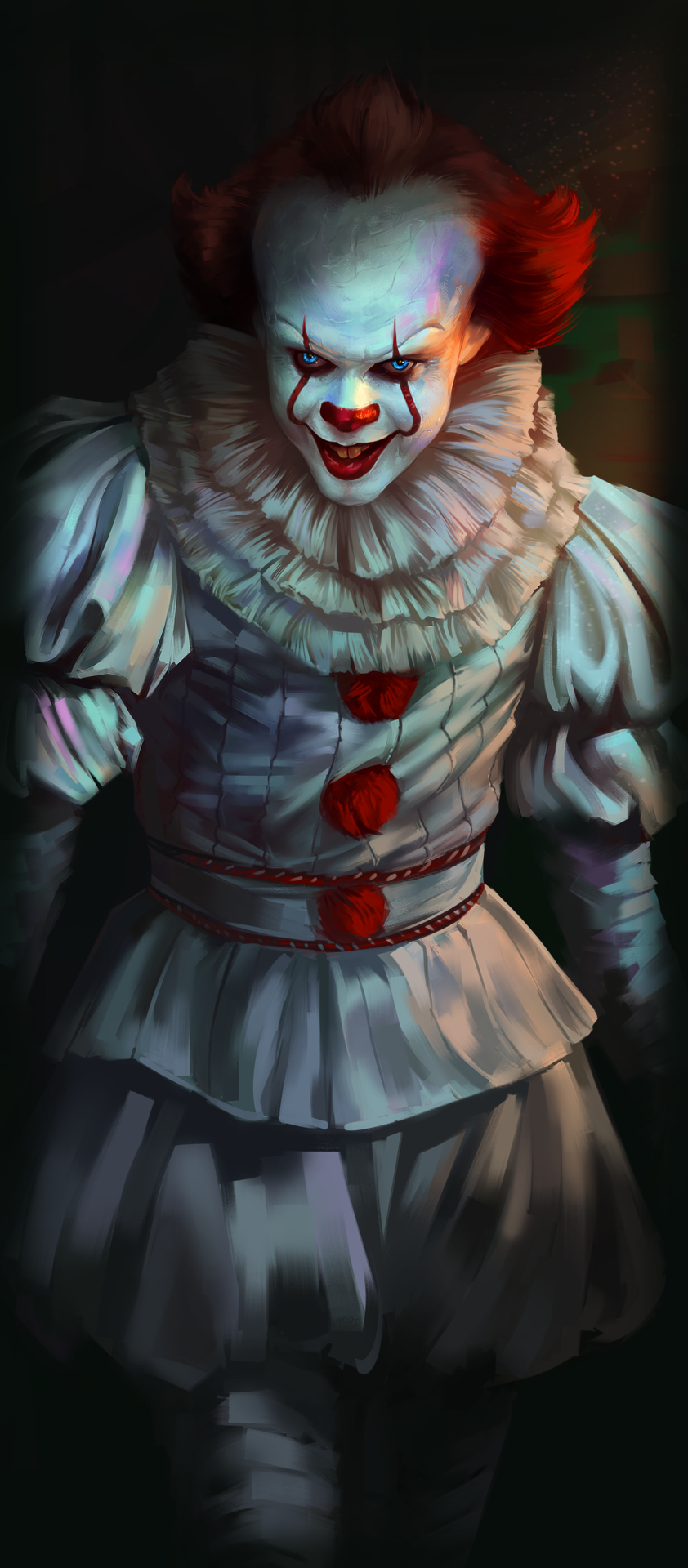 Pennywise By Andromedadualitas Clown Horror Pennywise The Dancing Clown Clown Photos