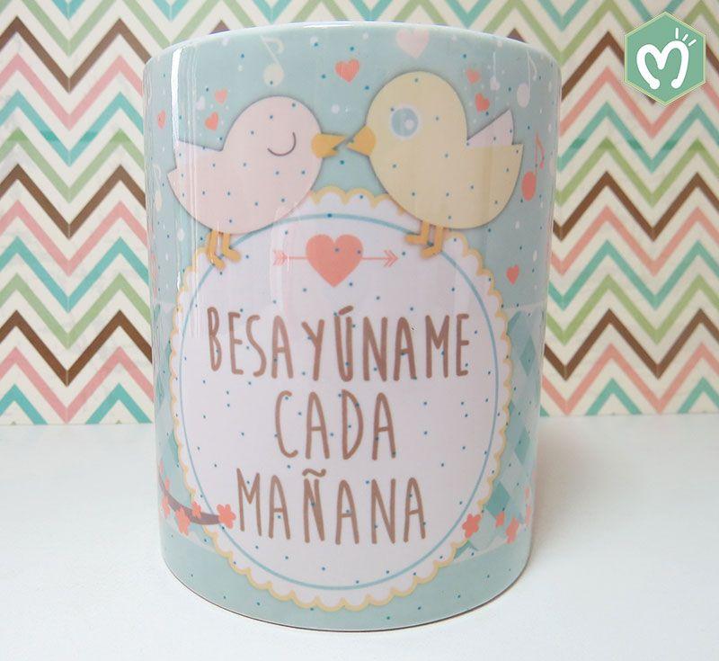 Mugs personalizados para amor y amistad. #Mugs #Diseño #Migas www.migastienda.co