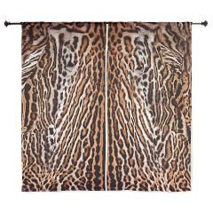 Real Tiger Skin design Curtains> Real Tiger Skin Design> Victory Ink Tshirts and Gifts