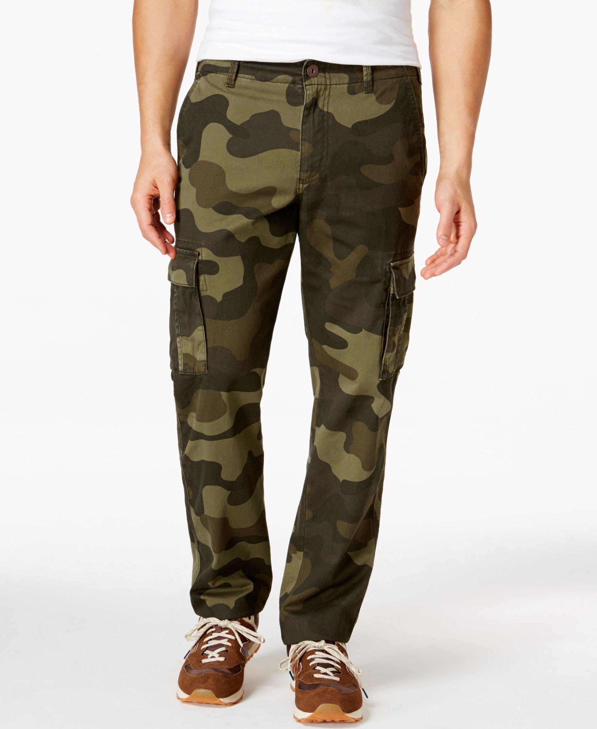 2e440e44c7a American Rag Camo Cargo Pants