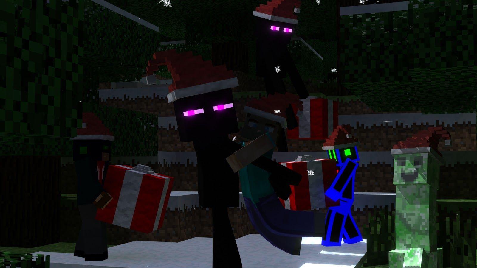 Popular Wallpaper Minecraft Christmas - 2f54d2a4f734c1e860032c4869971266  Trends_664100.jpg