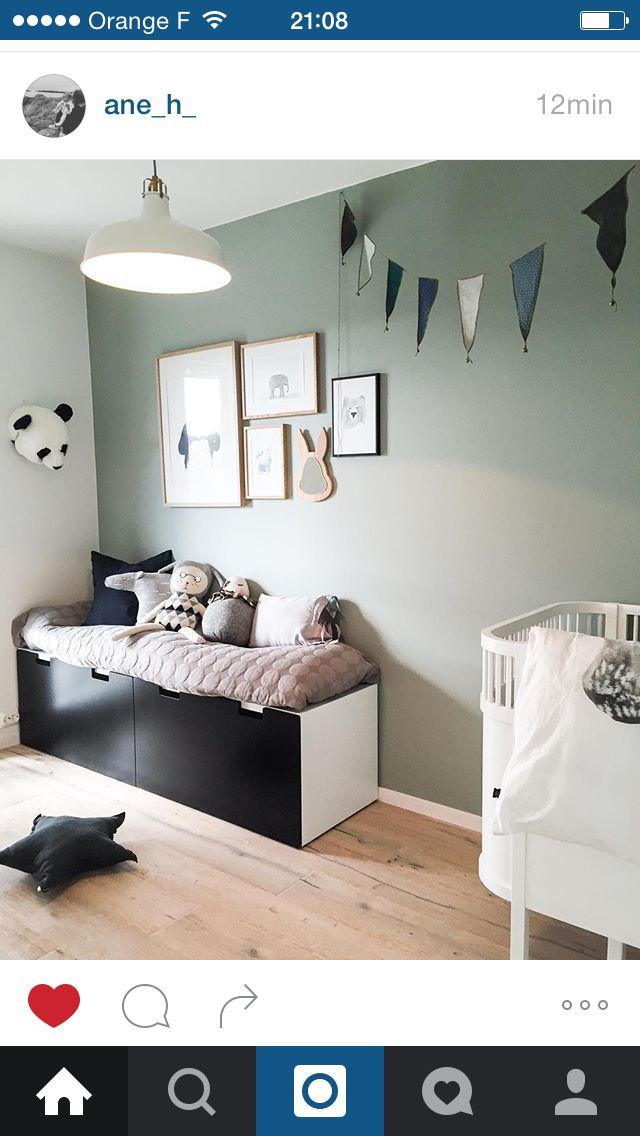 Pin von CMTH auf Chambre enfant   Pinterest   Baby kinderzimmer ...