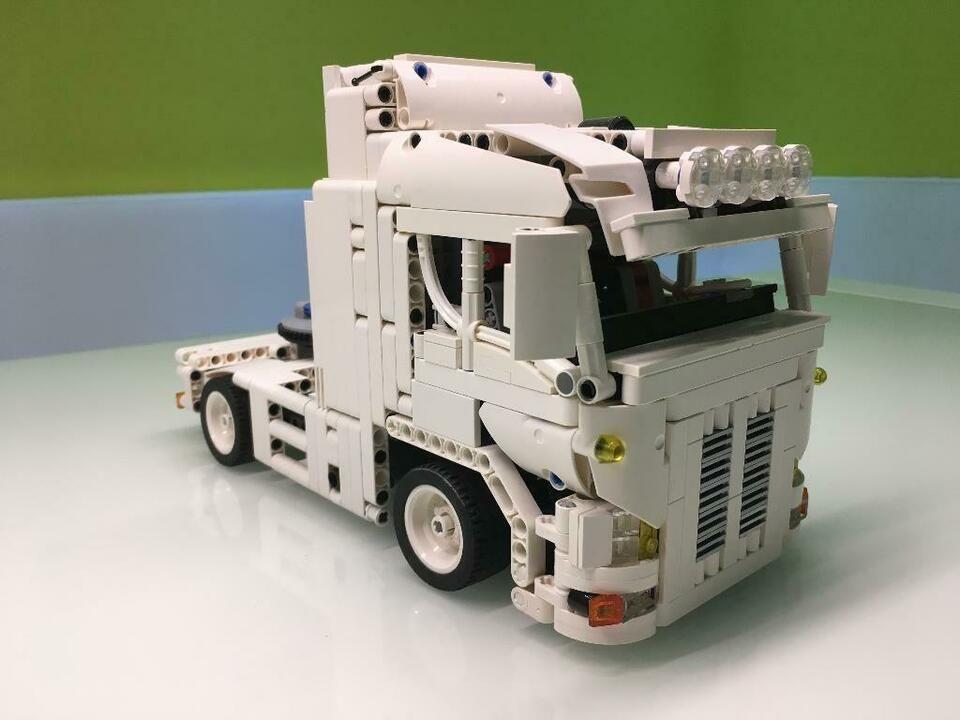 Lego Technic Ferngesteuert Auto
