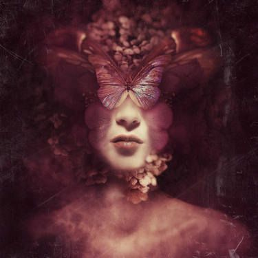 """""""Restlessness,"""" original portrait photograph by artist Federico Bebber (Italy) available at Saatchi Art #SaatchiArt"""