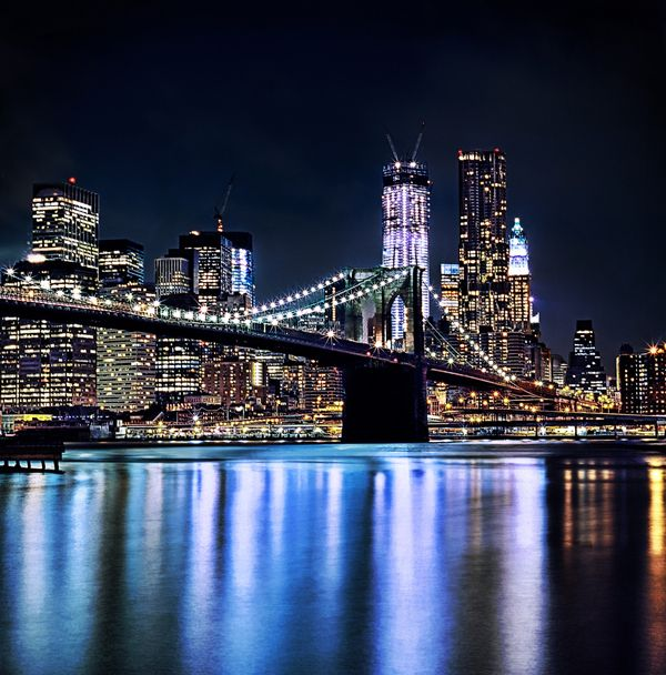 More Hidden Figures In American History Frank Mann New York City Night City City Lights At Night
