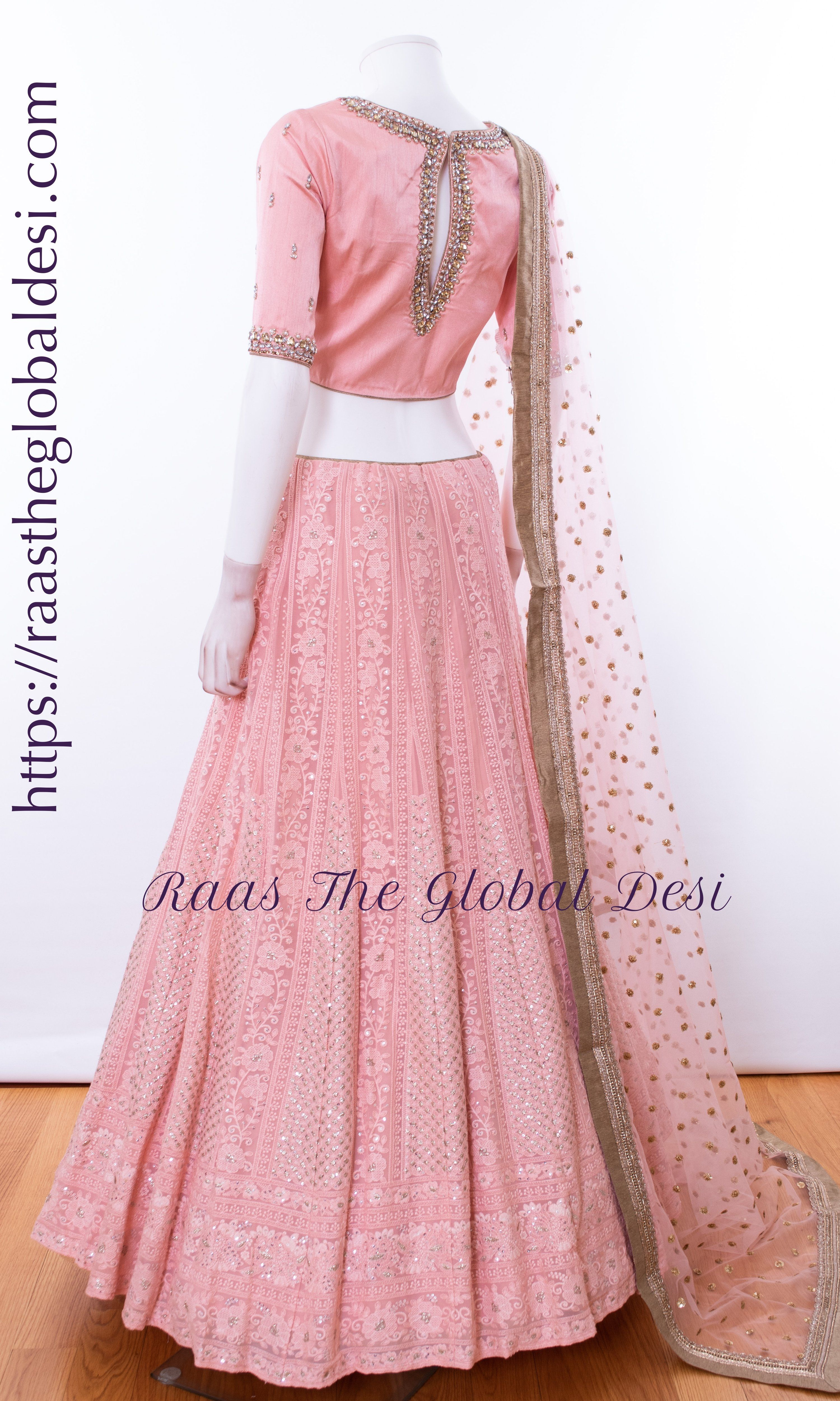 Pin By Maha Chander On Indian Fashion Indian Outfits Indian Dresses Lehenga Online