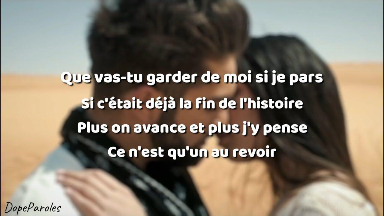 Kendji Girac - Si Je Pars (Paroles)
