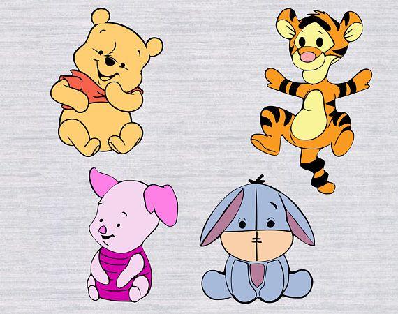 baby winnie the pooh svg bundle winnie the pooh svg pooh baby svg rh pinterest com Disney Winnie the Pooh Clip Art Pooh Bear Clip Art