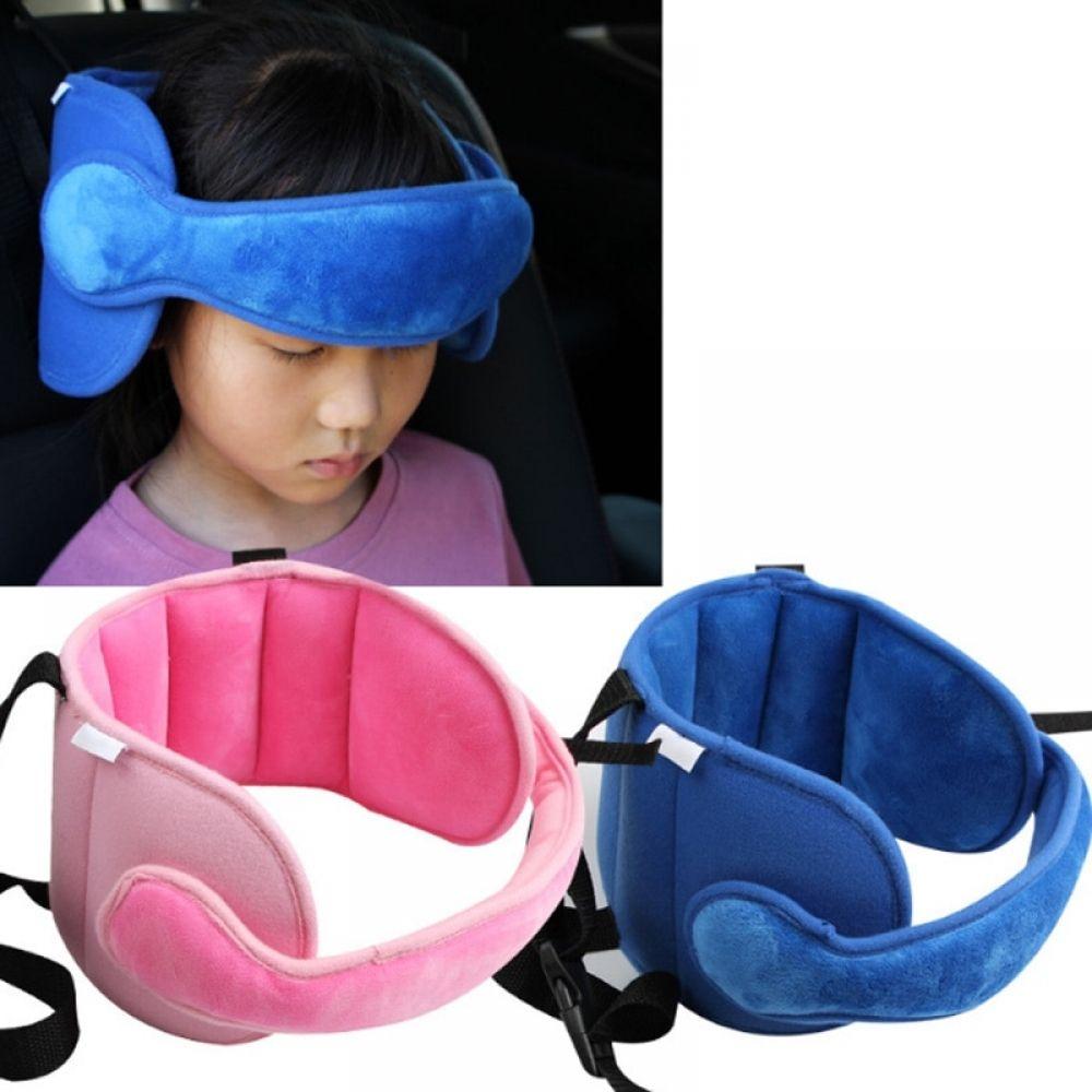 Child Kids Safety Car Seat Sleep Aid Head Support Belt Eliminates Pressure NEW