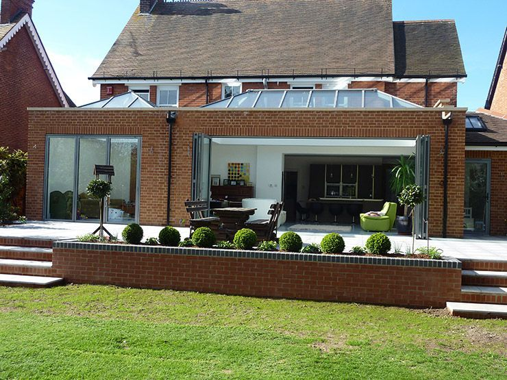 11 Outstanding Terrace Roofing Lanterns Ideas Raised Patio Flat Roof Extension Roof Lantern