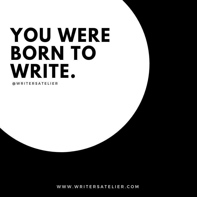 Inspiring Writing Quotes