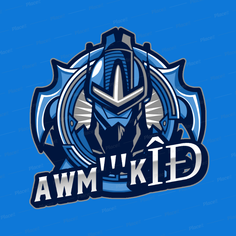 Gaming Logo Maker Featuring AggressiveLooking Animal