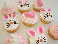 Gorgeous looking easter cupcakes