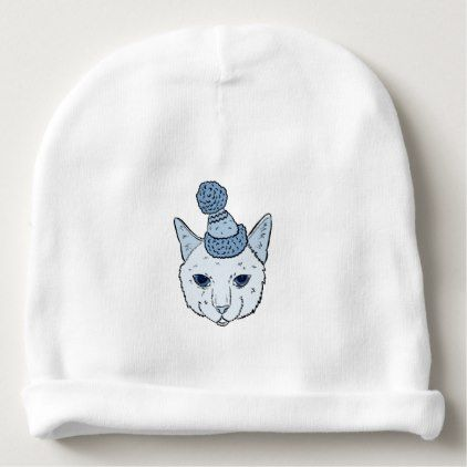 #cute #baby #beanies #babybeanies - #That Cat In The Hat