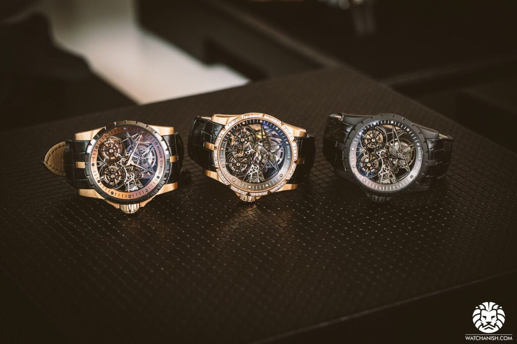 Roger Dubuis Collection by WatchAnish