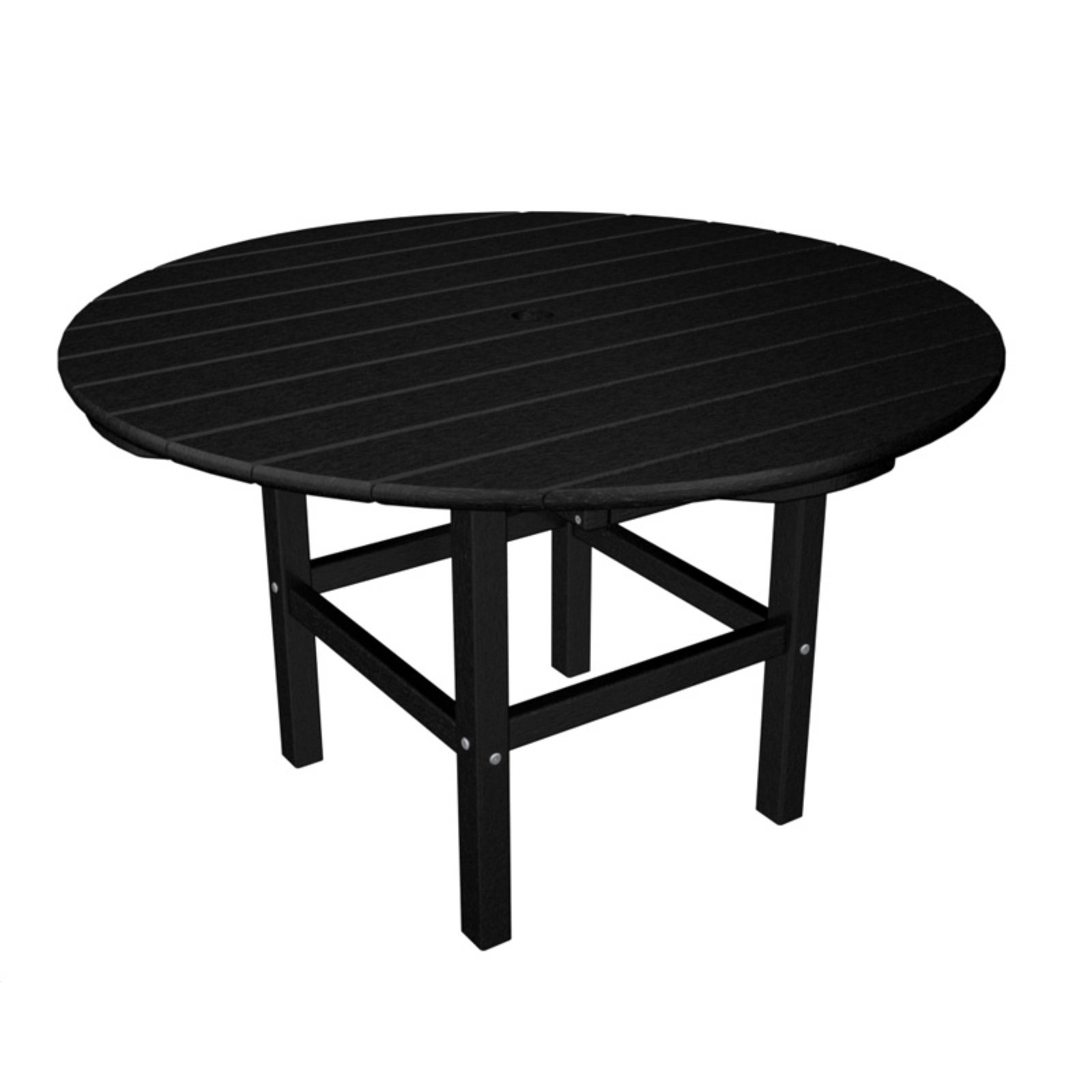 Outdoor Polywood Kids Recycled Plastic 38 In Dining Table Sand
