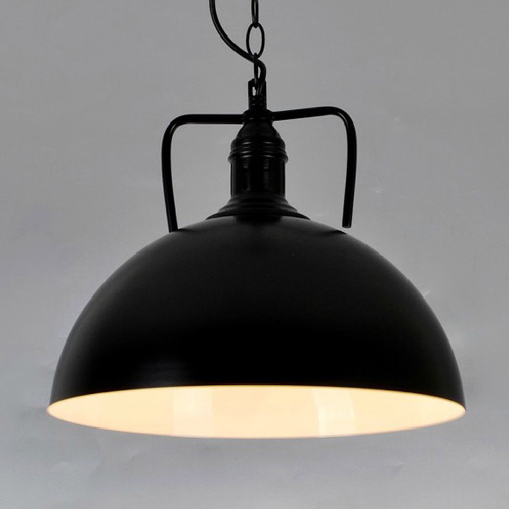 Wrought Iron Industrial Pendant Lights Vintage Black Metal Hotel Kitchen Island Lighting Vintage Ceiling Lights Pendant Ceiling Lamp Industrial Pendant Lights