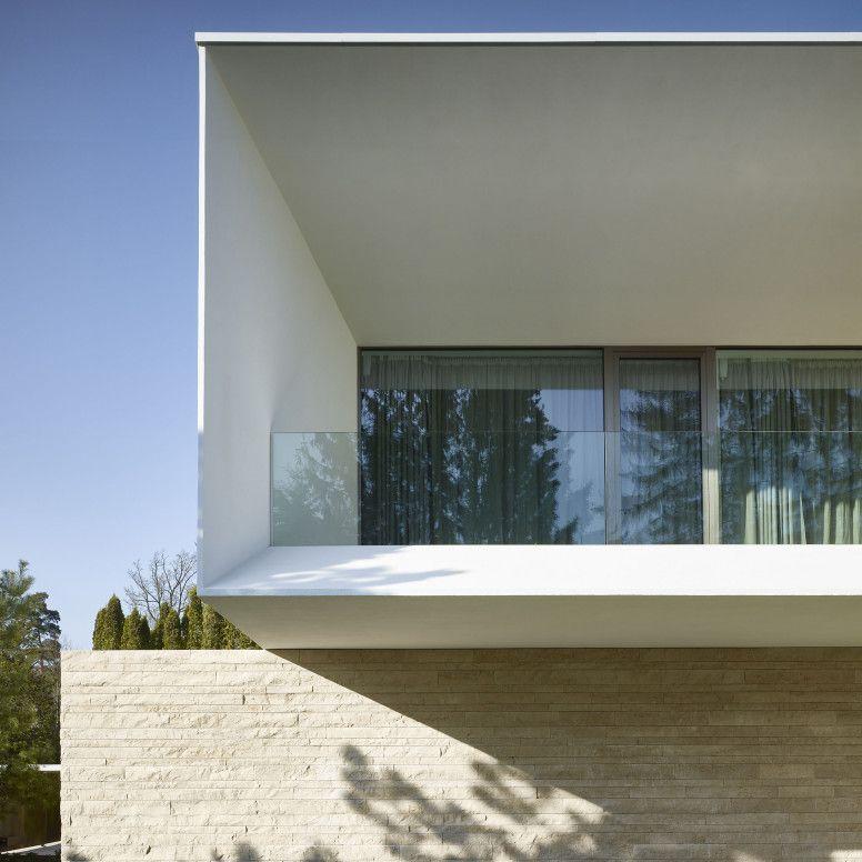 München, Haus H by Titus Bernhard Architekten Modern villas