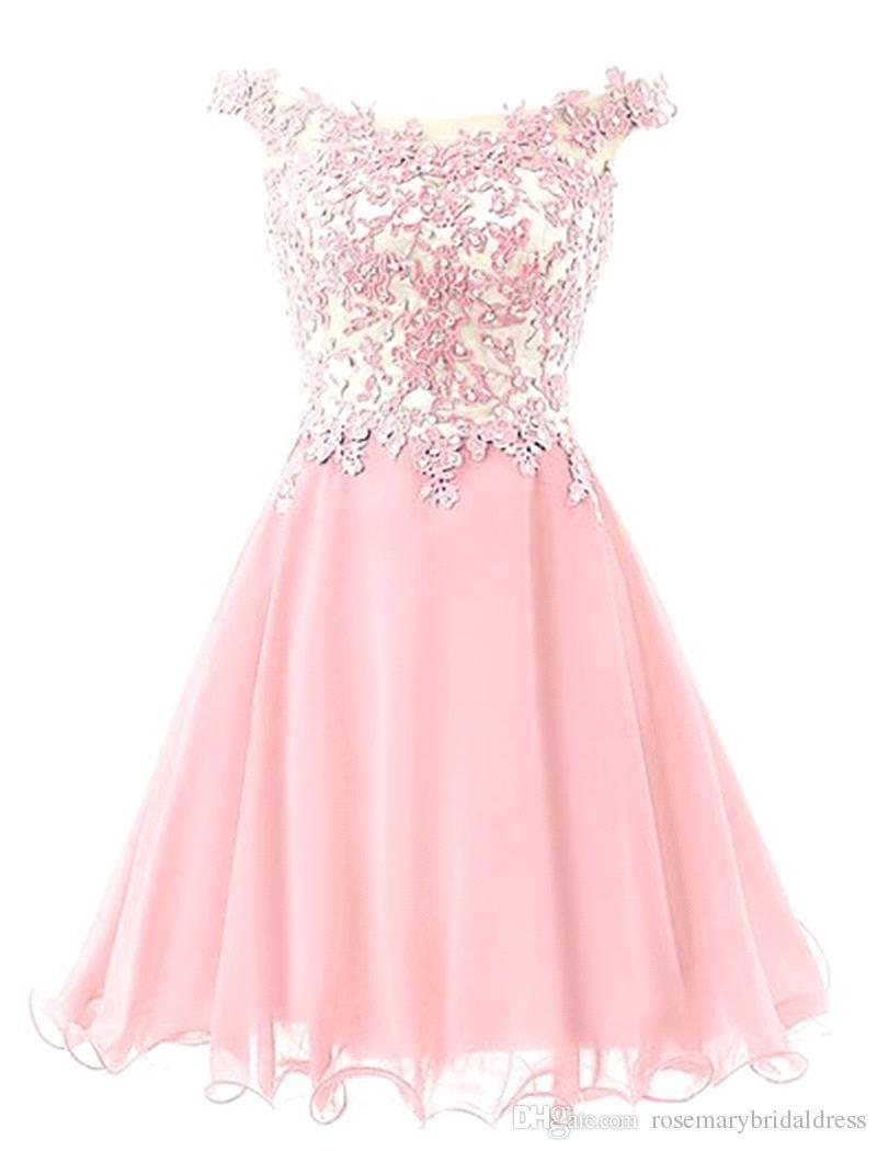 Sweety short homecoming dress pinklavenderlight green organza prom