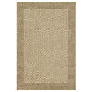 Direct Home Textiles Brown 8 ft. x 11 ft. Area Rug