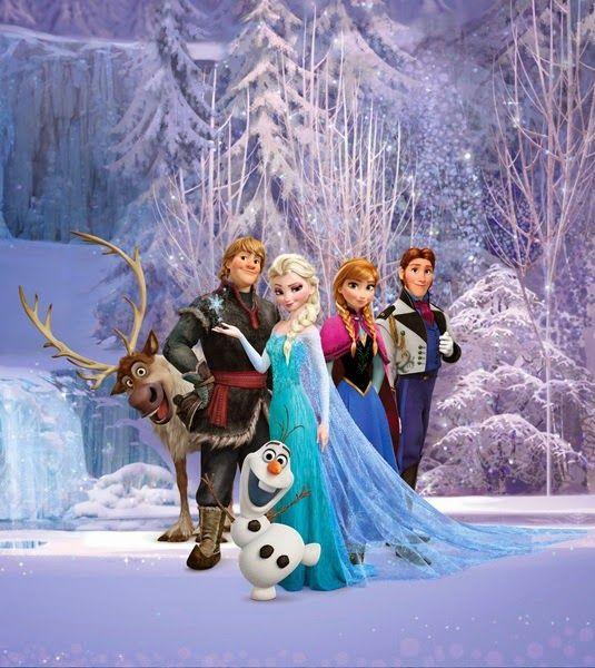 Fotomurales Disney En La Tienda Papel Pintado Y Fotomurales Barcelona Tamaño Medium Fotomurales De Dos Pie Figuras De Frozen Frozen Disney Imagenes De Frozen