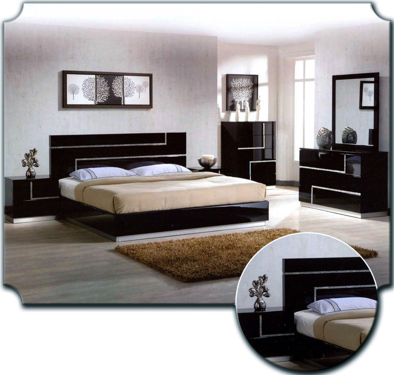 Bedroom Design Furniture Sets Photo - 3