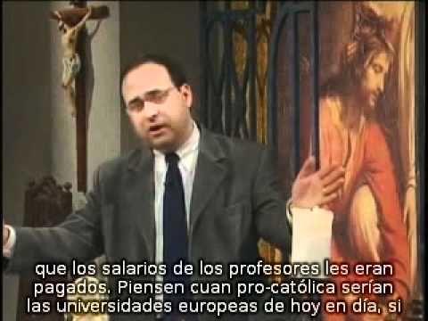 ▶ 3.- Sacerdotes, pioneros científicos 1/3 (La Iglesia Católica, constructora de la civilización) - YouTube