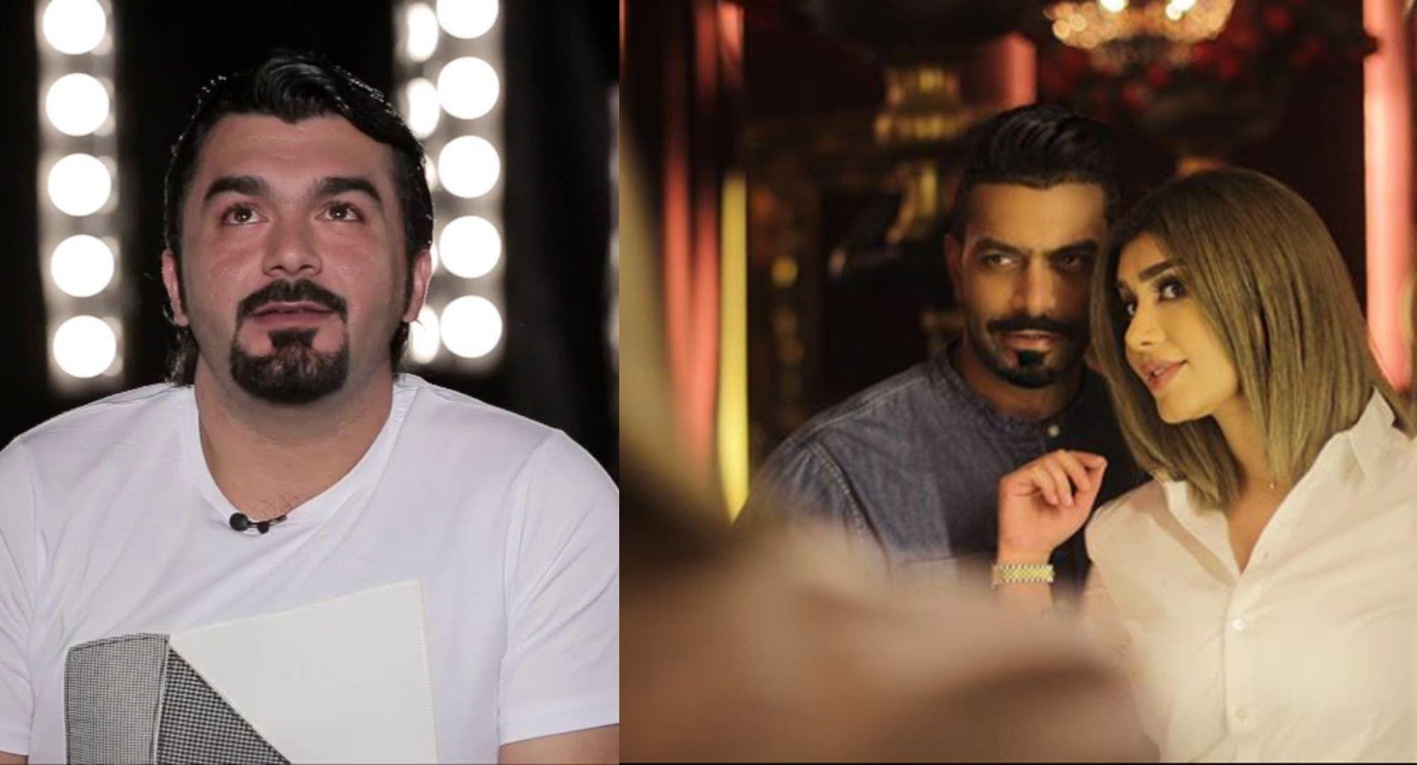 عبد الله بهمن يتهم محمد الحداد بالدياثة والأخير يتهمه بالسرقة وهل السبب هنادي الكندري Couple Photos Couples Scenes