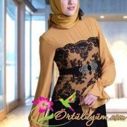 Modern Tesettur Muslimah Fashion Fashion Hijab Fashion
