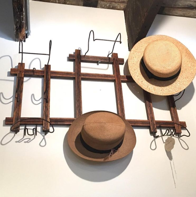 50+ DIY Hat Rack Ideas for Your Next Home Project & 50+ DIY Hat Rack Ideas for Your Next Home Project   Diy hat rack ...
