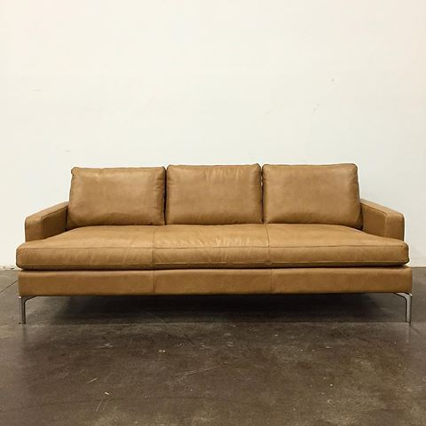Image result for eq3 eve leather sofa