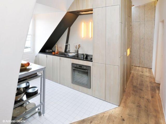 Découvrez Ce Petit Appartement Bien Organisé | Rangement Placard