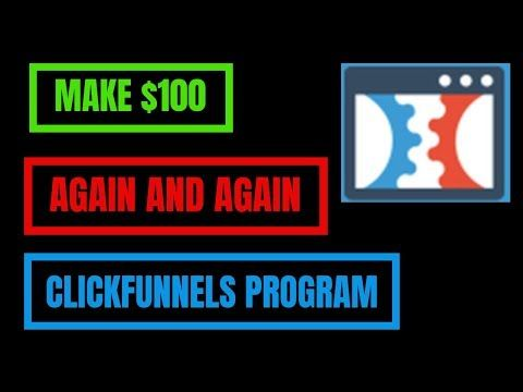 Youtube Clickfunnels Fundamentals Explained