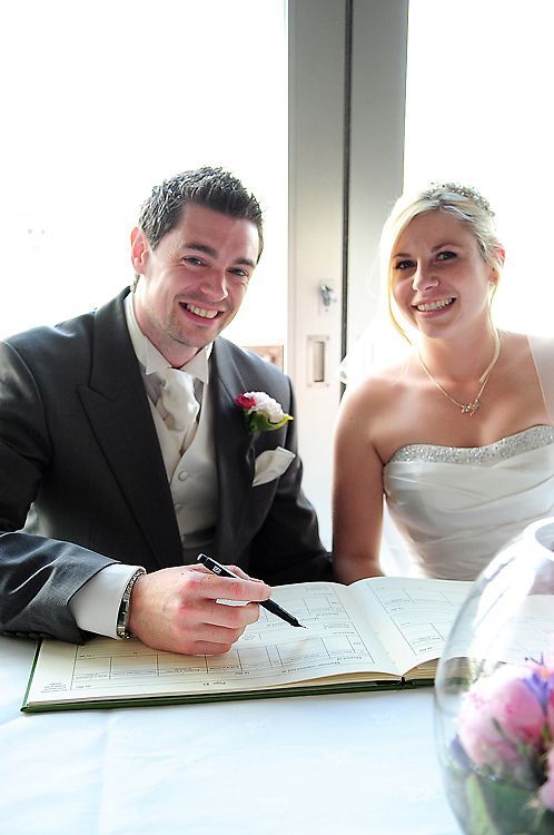 Congratulations Mr & Mrs Ruttle!