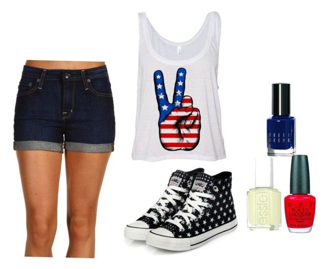 """Fourth of July set"" by unicornicon on Polyvore"
