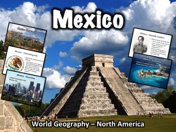 mexico geography and history powerpoint presentation country